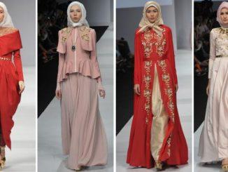 model busana muslim 2017