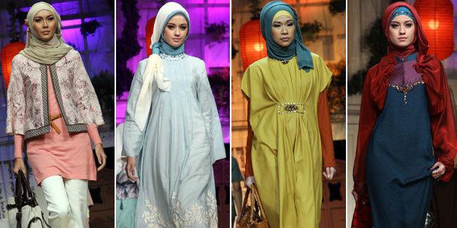 koleksi busana muslim